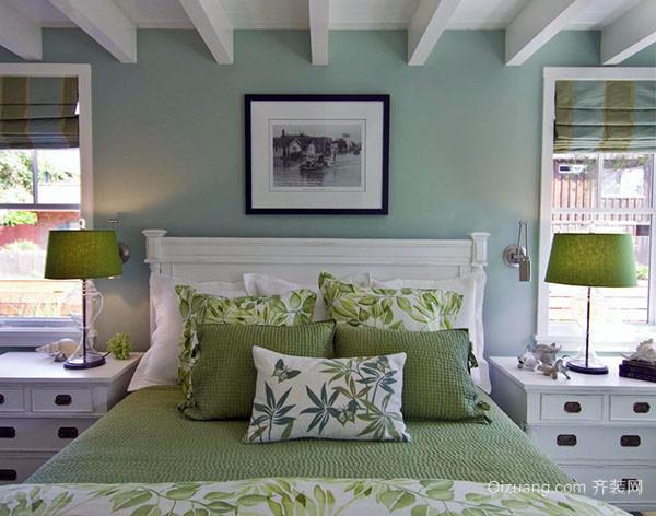 绿色装修设计风格