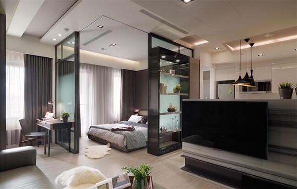 50平米卧室装修