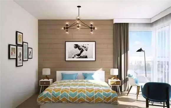 65平小户型卧室装修