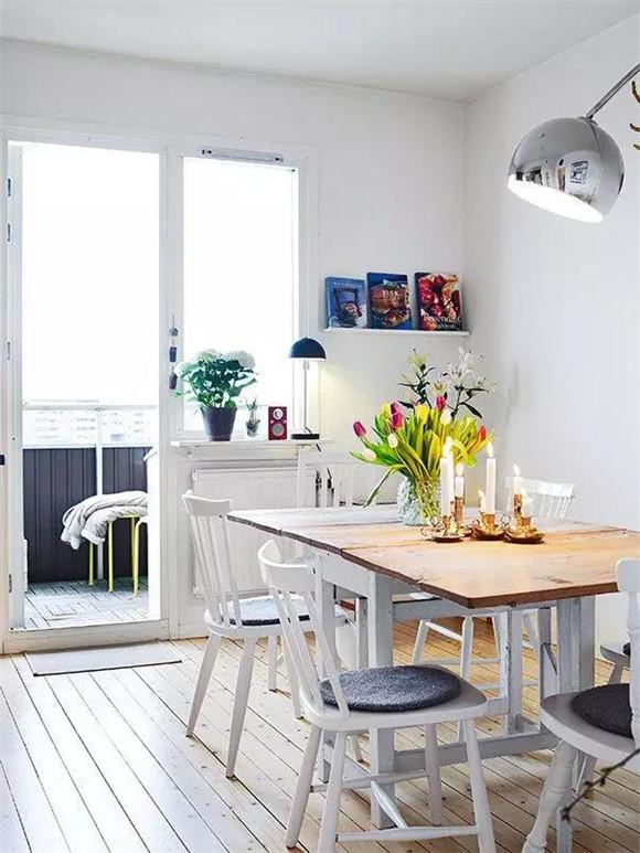 40平米单身公寓餐桌
