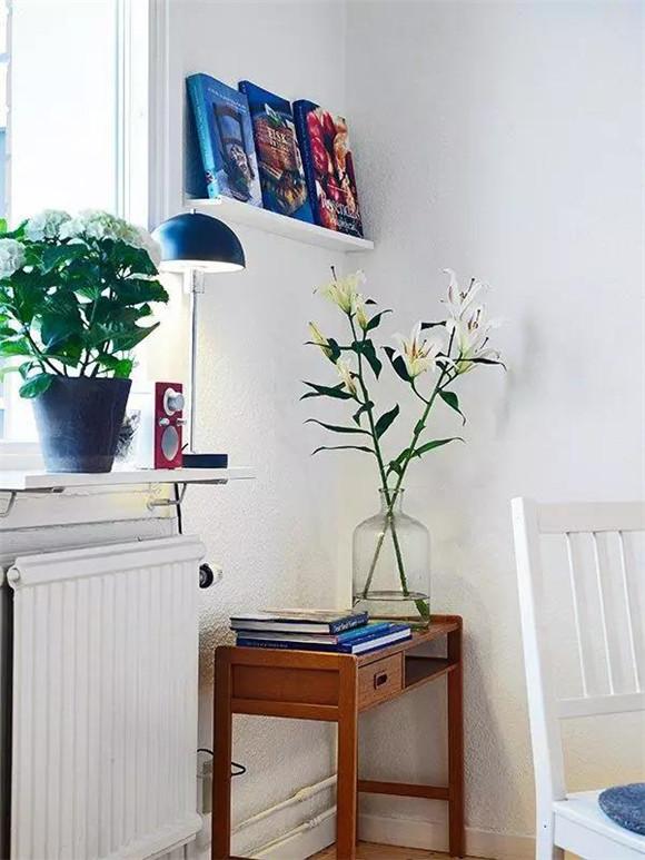 40平米单身公寓家居摆设
