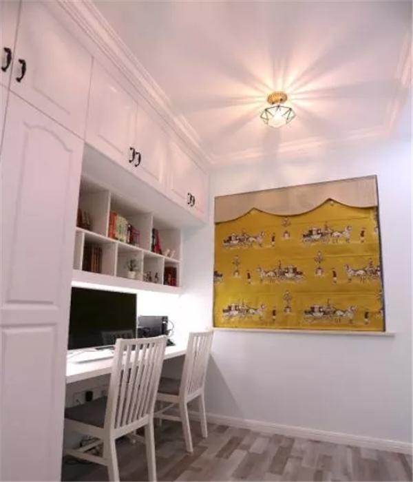 86平小美式家装效果图8