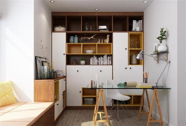 120平三室两厅装修案例 将榻榻米应用到极致