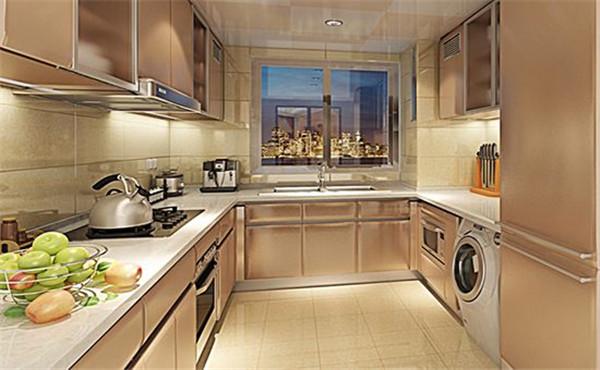 厨房地面装修