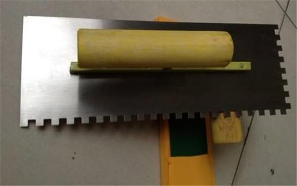 瓷砖胶铺贴工具