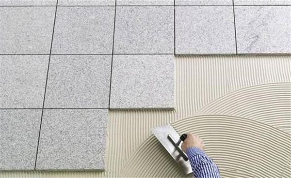 瓷砖胶施工细节