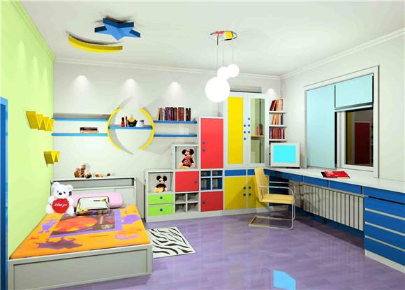 儿童房装修存在的误区