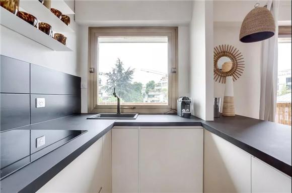 小户型家装厨房设计