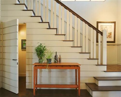 楼梯下的空间如何利用