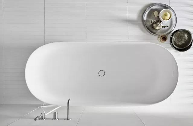7款圆形浴缸效果图欣赏7