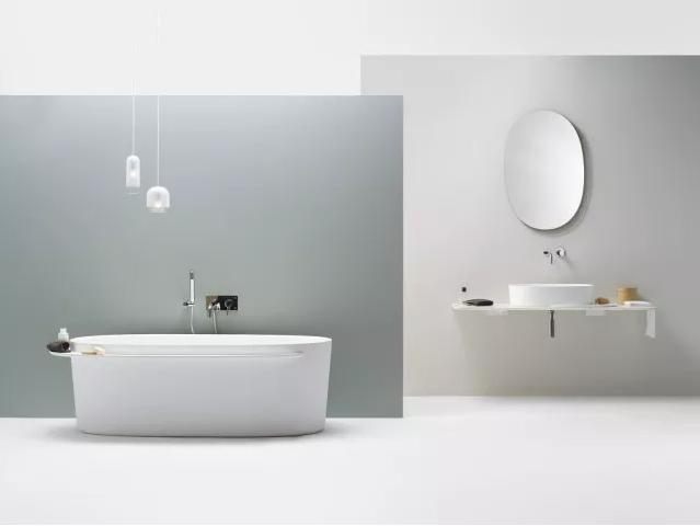 7款圆形浴缸效果图欣赏1