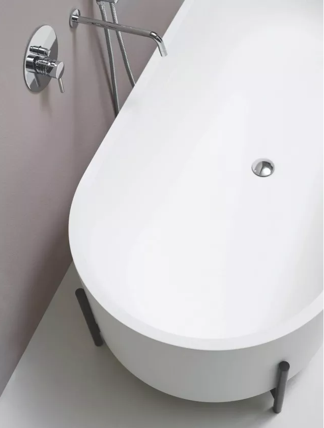 7款圆形浴缸效果图欣赏3