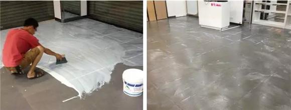 含甲醛的装修材料地板粘合剂