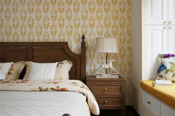 130平米三室两厅卧房装修