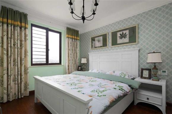 130平米三室两厅次卧装修