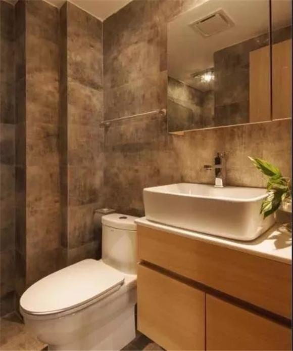 80平米小户型跃层卫生间装修