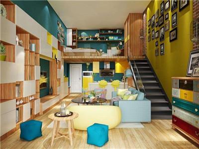 小户型房屋装修效果图