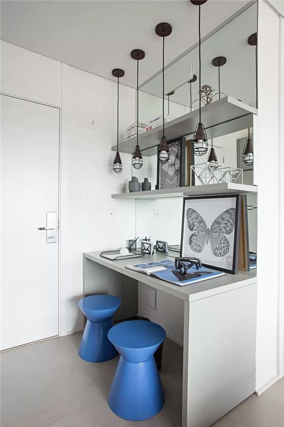 33平米小户型一室一厅装修