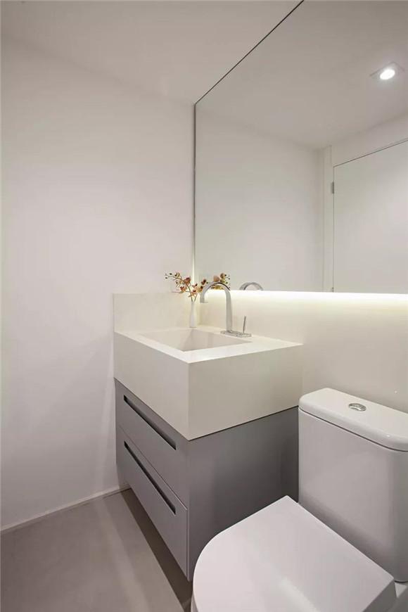 33平米小户型一室一厅装修 现代简约装修设计巧妙实用