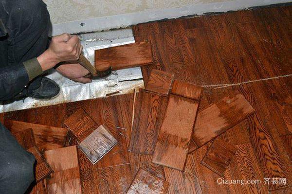 旧地板拆除价格大概多少