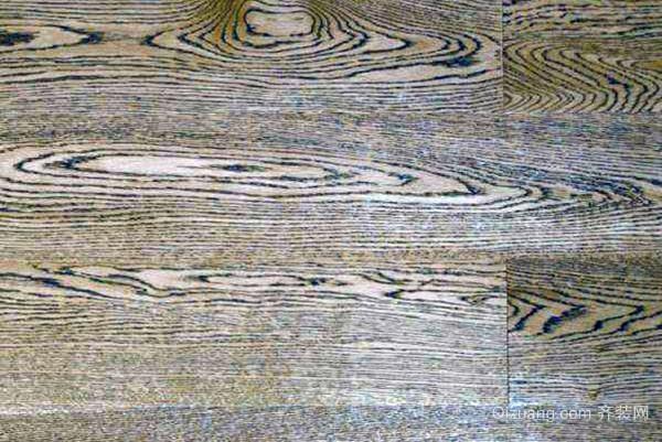 旧地板拆除
