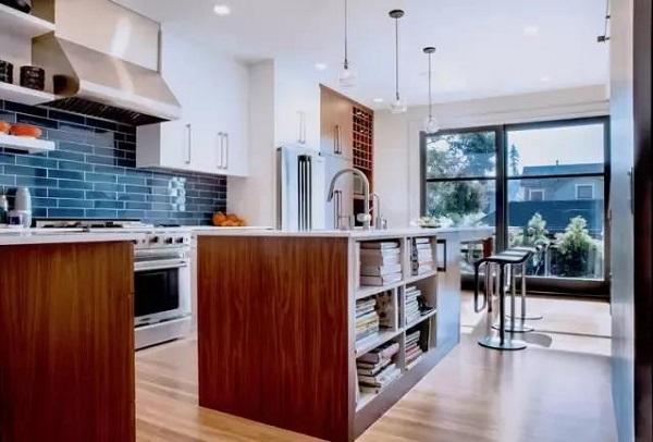 厨房中间的台子叫什么