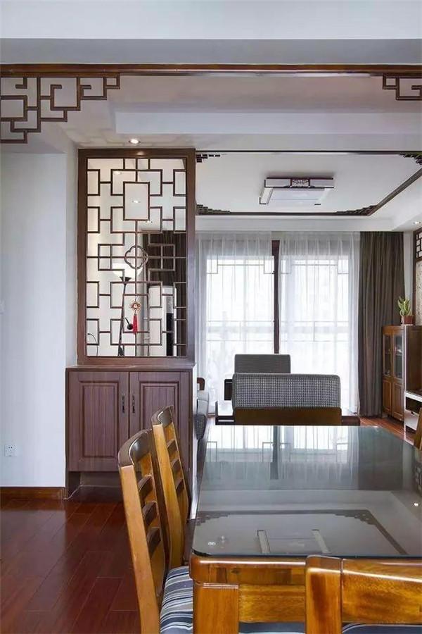 中式风格新房装修效果图