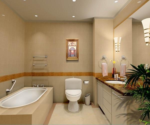 4.5平米卫生间装修一般多少钱