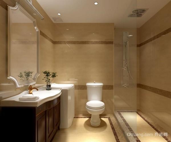 卫生间装修一般多少钱
