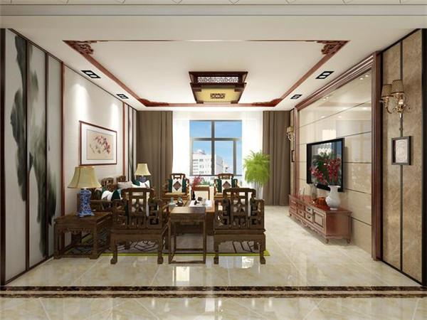中式风格装修设计说明