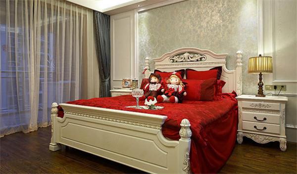 婚床布置讲究
