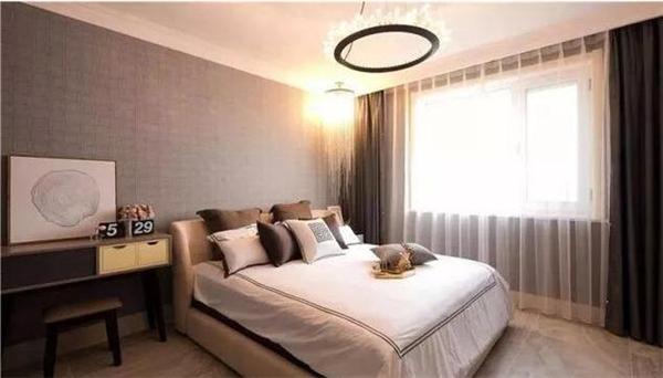 简约时尚卧室装修效果图