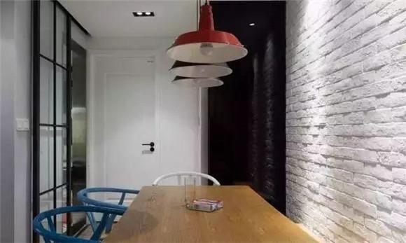 89平米现代北欧风厨房装修