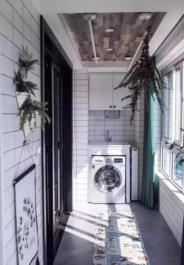 阳台怎么装修好看图片