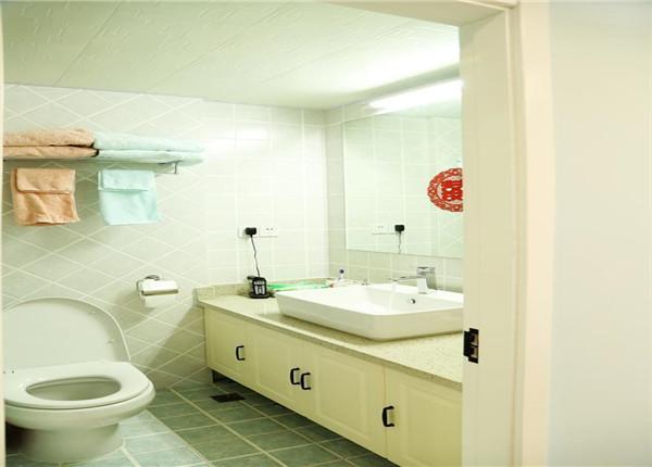 浴室设计的中规中矩