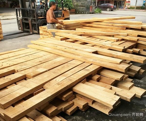 实木板材种类