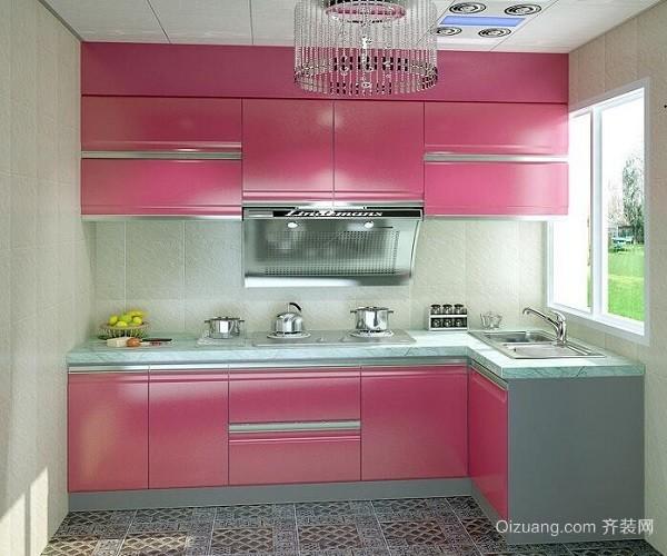 开放式厨房橱柜如何保养