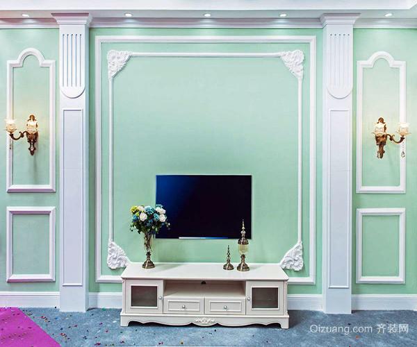 电视背景墙建材选择