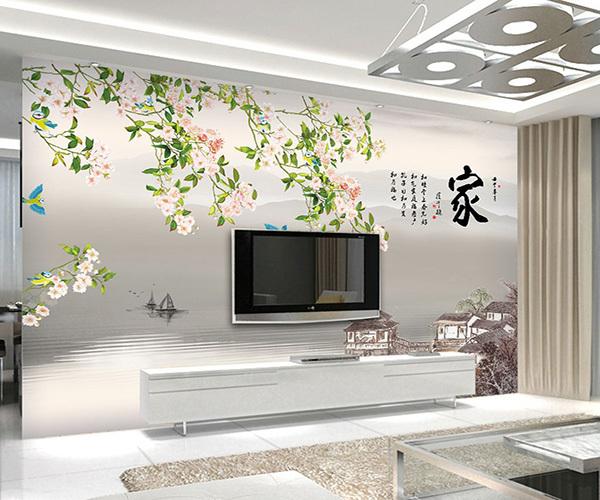 电视背景墙主题风格