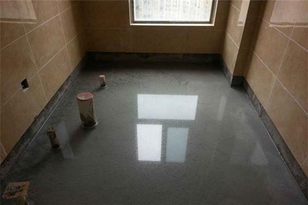 第二步防水阶段