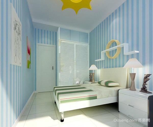 8平米兒童房裝修效果圖 小戶型兒童房實用裝修攻略