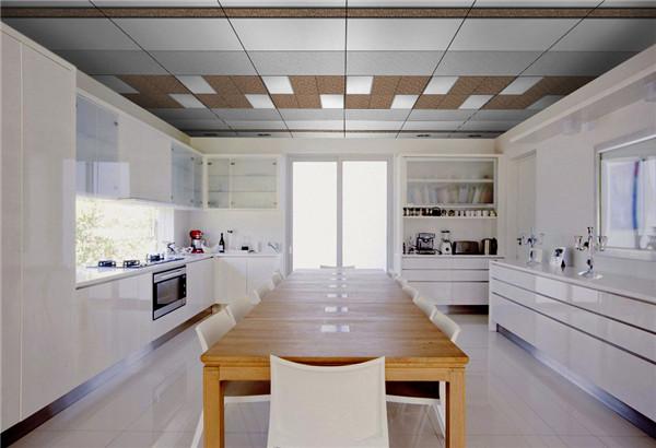 厨房吊顶装饰效果