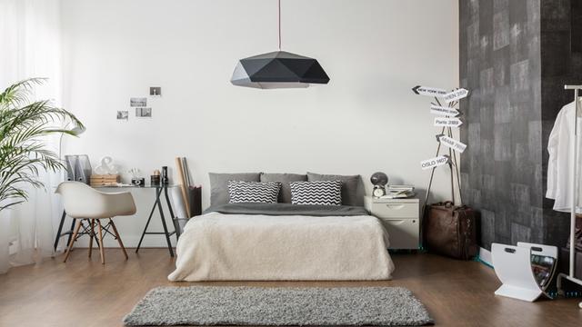 小户型卧室装饰