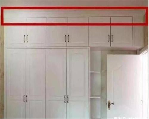 衣柜做不做到顶的区别