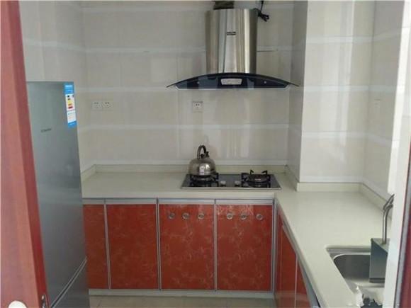 92平米三居室厨房装修