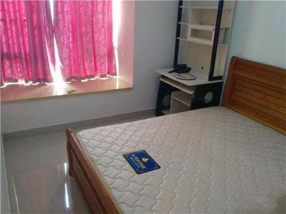 92平米三居室主卧装修