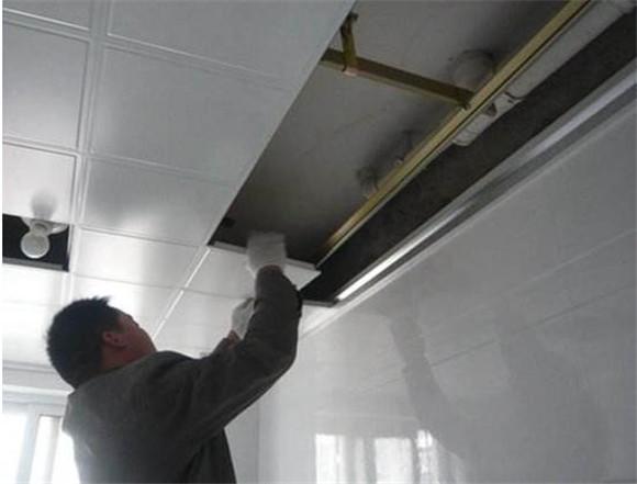 92平米三居室简单装修案例