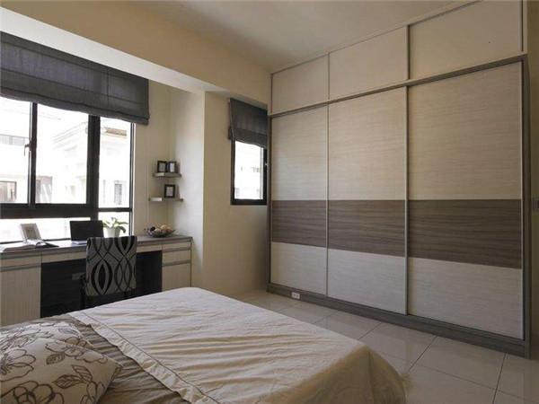 卧室瓷砖与衣柜施工顺序