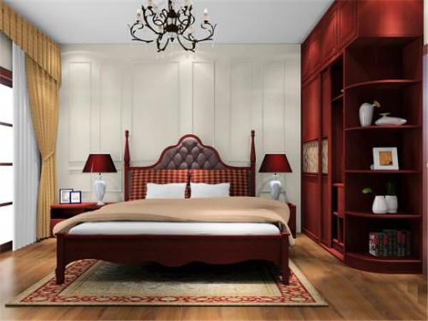 三明卧室装修效果