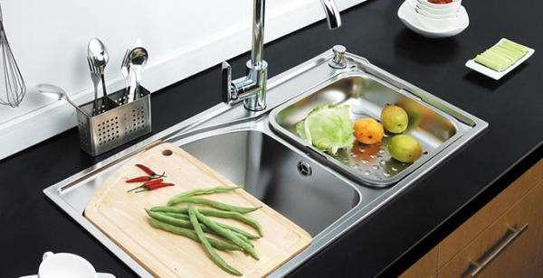 厨房水槽选购注意事项